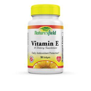 Nature s Field Vitamin E 1000iu