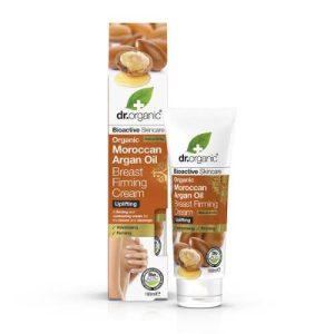 Dr Organic Moroccan Argan Oil Breast Firming Cream