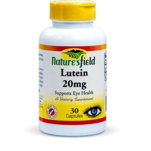 Nature s Field Lutein 20mg