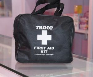 Troop First Aid Kit Gold