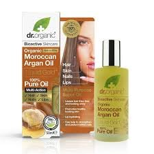 Dr Organic Bioactive Skincare Organic Moroccan Argan Oil