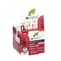 Dr Organic Bioactive Skincare Organic Rose Otto Night Cream