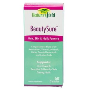 Nature's Field Beauty Sure Capsules