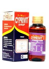 Cyrprivit Syrup
