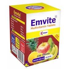Emvite Multivitamin