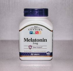 21st Century Melatonin 3mg
