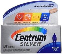 Centrum Silver For Men 50+
