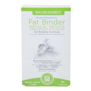 Holland & Barrett Fat Binder 15 Day Supply 30 Capsules